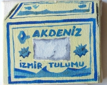 Akdeniz İzmir Tulumu