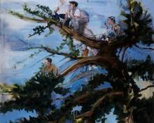 Ağaçta