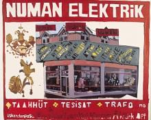 Numan Electiricity