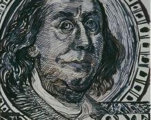 Benjamin Frank'li Dolar