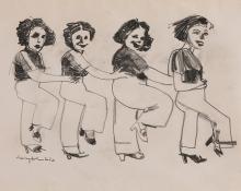 Dört Kızlar