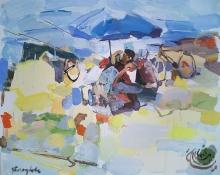 Şemsiye Tunus